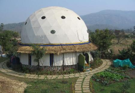 retreat dome
