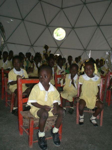 haiti dome